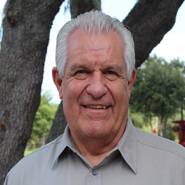 Pastor Johannes Van Zyl