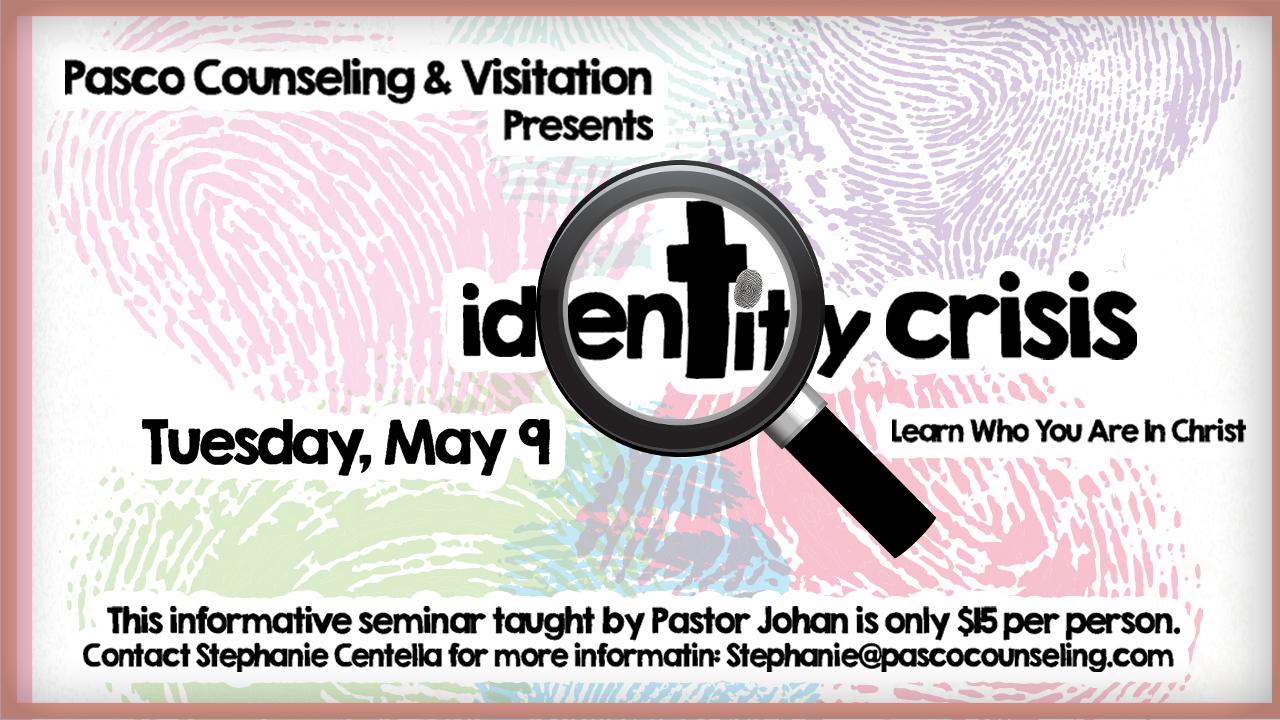 Identity Crisis Seminar