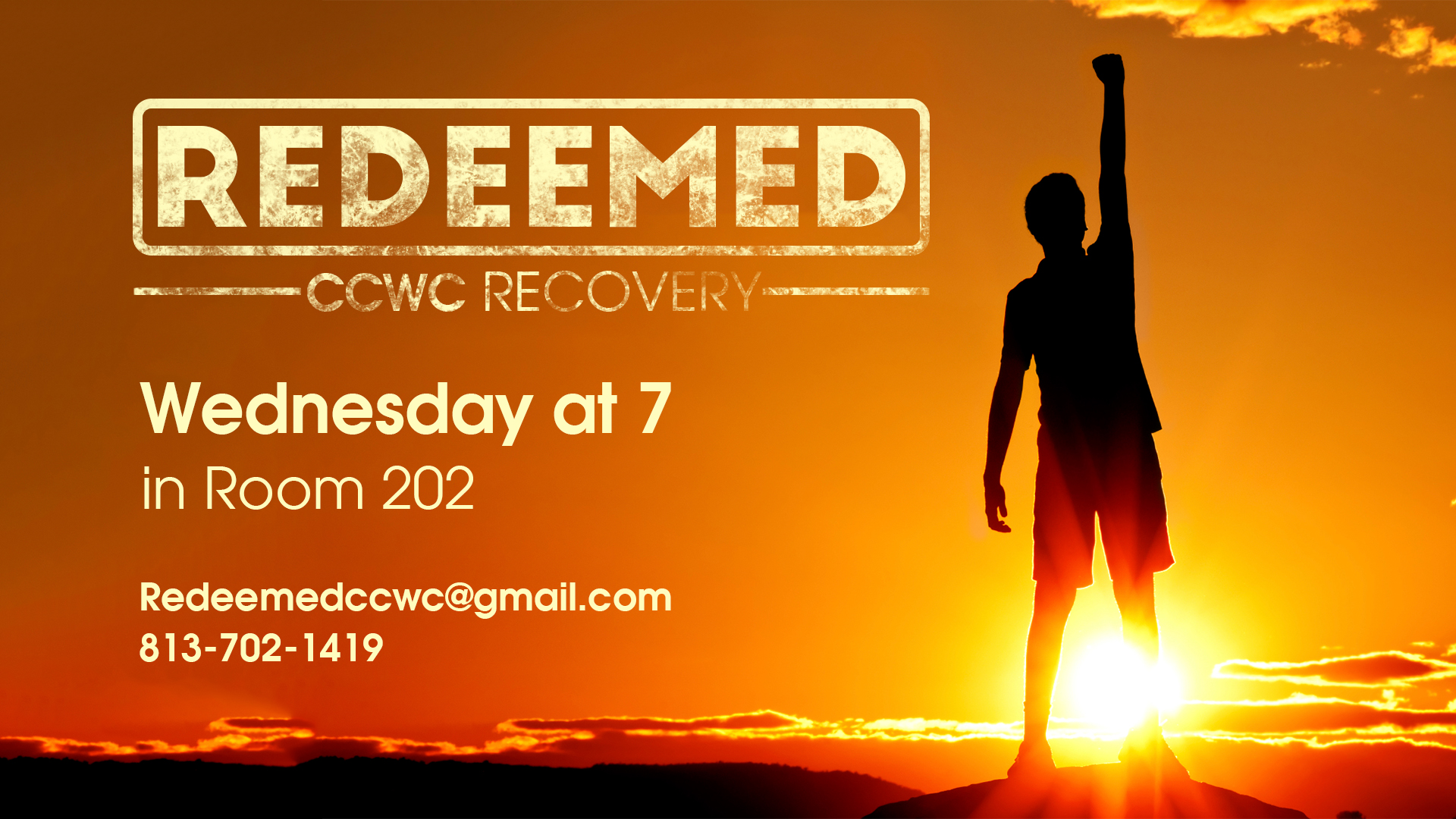 Redeemed Event