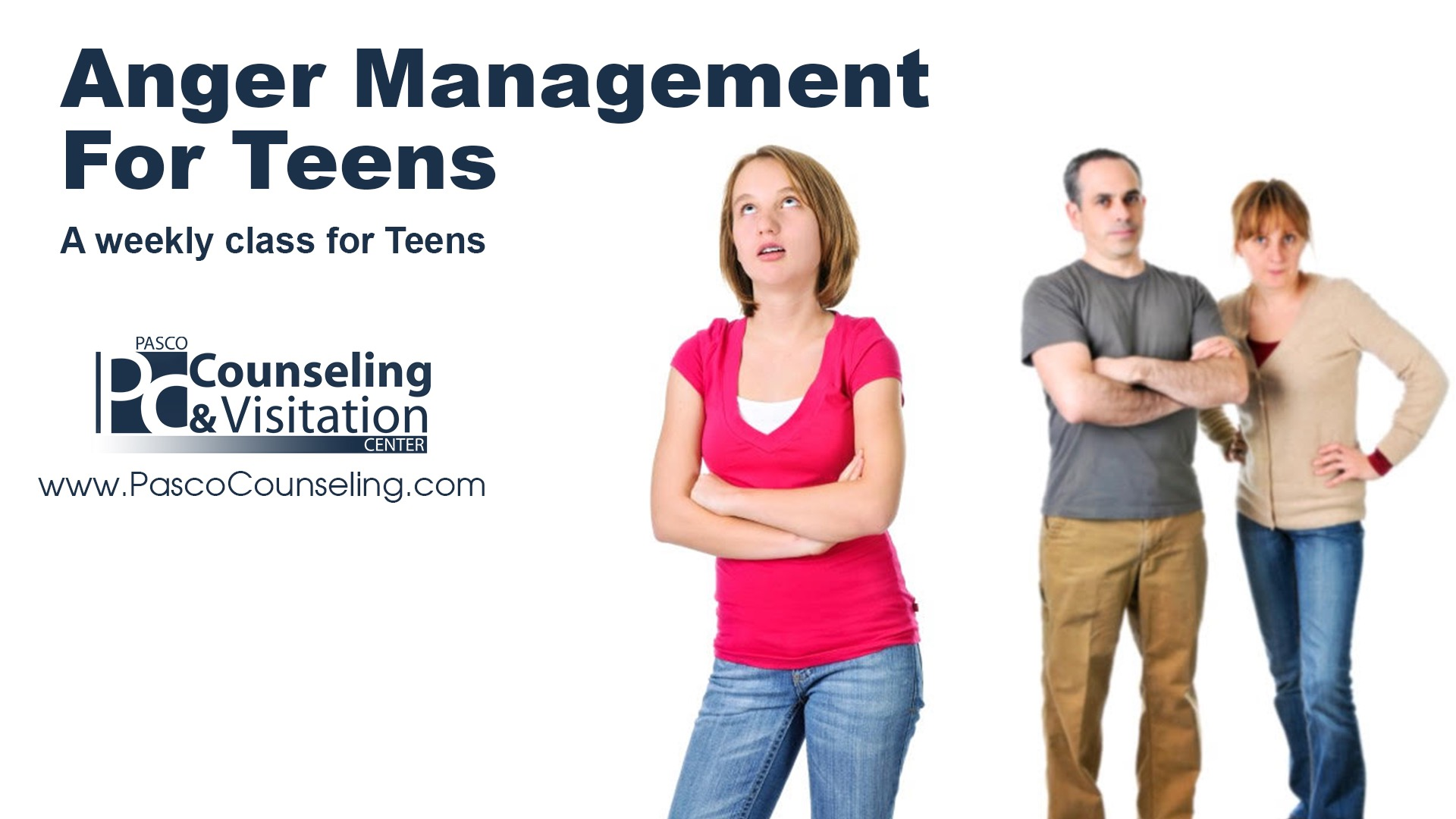 Anger Management For Teens
