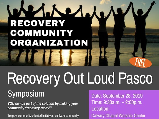 Recover Out Loud Pasco
